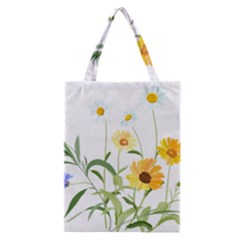 Flowers Flower Of The Field Classic Tote Bag