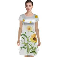 Flowers Flower Of The Field Cap Sleeve Nightdress
