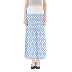 Light Blue Hex Bg 6000x4500 Maxi Skirts
