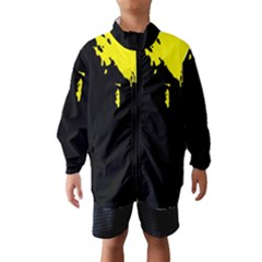 Abstraction Wind Breaker (Kids)