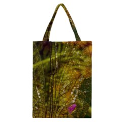 Dragonfly Dragonfly Wing Insect Classic Tote Bag