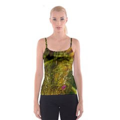 Dragonfly Dragonfly Wing Insect Spaghetti Strap Top