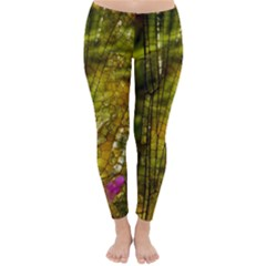 Dragonfly Dragonfly Wing Insect Classic Winter Leggings