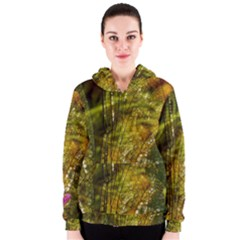 Dragonfly Dragonfly Wing Insect Women s Zipper Hoodie