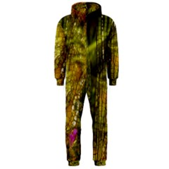 Dragonfly Dragonfly Wing Insect Hooded Jumpsuit (men)