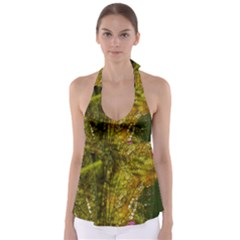 Dragonfly Dragonfly Wing Insect Babydoll Tankini Top
