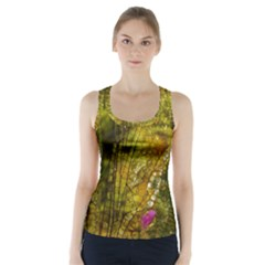 Dragonfly Dragonfly Wing Insect Racer Back Sports Top