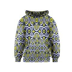 Tiles Panel Decorative Decoration Kids  Pullover Hoodie