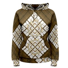 Steel Glass Roof Architecture Women s Pullover Hoodie