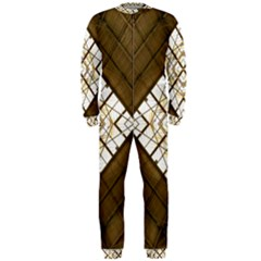Steel Glass Roof Architecture OnePiece Jumpsuit (Men)