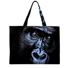 Gorilla Large Tote Bag