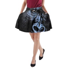 Gorilla A-Line Pocket Skirt