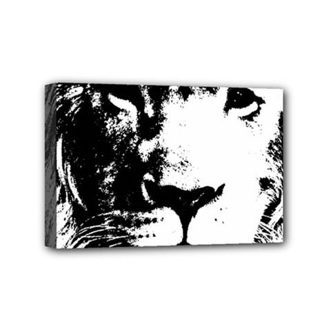 Lion  Mini Canvas 6  x 4