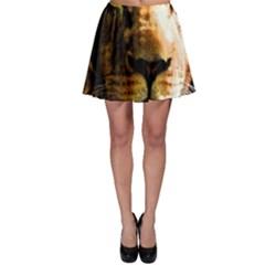 Lion  Skater Skirt