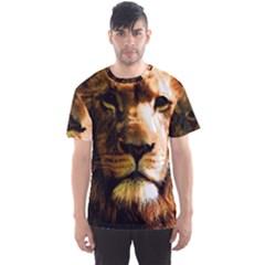 Lion  Men s Sport Mesh Tee