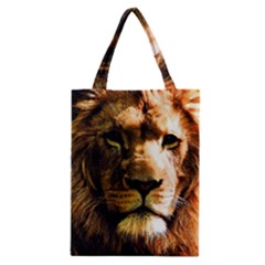 Lion  Classic Tote Bag