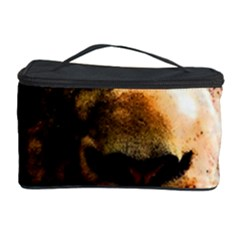 Lion  Cosmetic Storage Case