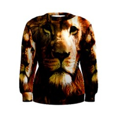 Lion  Women s Sweatshirt