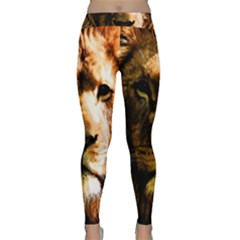Lion  Classic Yoga Leggings