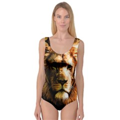 Lion  Princess Tank Leotard