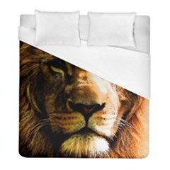 Lion  Duvet Cover (Full/ Double Size)