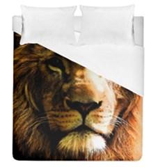 Lion  Duvet Cover (Queen Size)