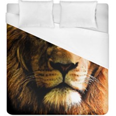 Lion  Duvet Cover (King Size)