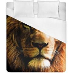 Lion  Duvet Cover (California King Size)