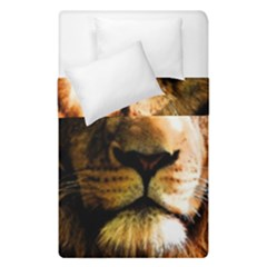 Lion  Duvet Cover Double Side (Single Size)