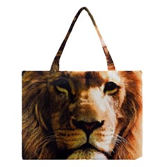 Lion  Medium Tote Bag