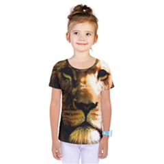 Lion  Kids  One Piece Tee