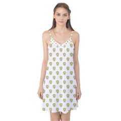 Angry Emoji Graphic Pattern Camis Nightgown