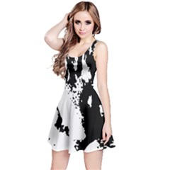Cat Reversible Sleeveless Dress
