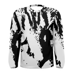 Cat Men s Long Sleeve Tee
