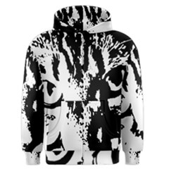 Cat Men s Zipper Hoodie