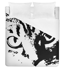 Cat Duvet Cover (Queen Size)