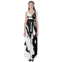 Cat Empire Waist Maxi Dress