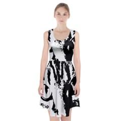 Cat Racerback Midi Dress