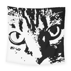 Cat Square Tapestry (Large)