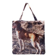 Bracco Italiano Full 2 Grocery Tote Bag