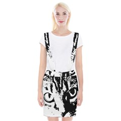 Lion  Suspender Skirt