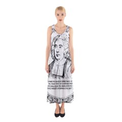 Seal of Berkeley, California Sleeveless Maxi Dress