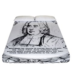 Seal of Berkeley, California Fitted Sheet (California King Size)