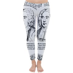 Seal of Berkeley, California Classic Winter Leggings
