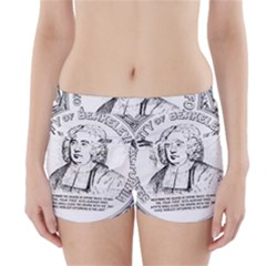 Seal of Berkeley, California Boyleg Bikini Wrap Bottoms