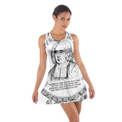 Seal of Berkeley, California Cotton Racerback Dress