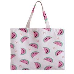 Watermelon Wallpapers  Creative Illustration And Patterns Zipper Mini Tote Bag