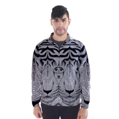 Tiger Head Wind Breaker (Men)