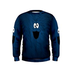 Funny Face Kids  Sweatshirt