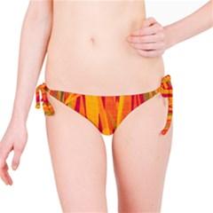 Pattern Bikini Bottom
